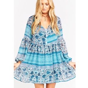 Show Me Your MuMu Swing Tunic Dress